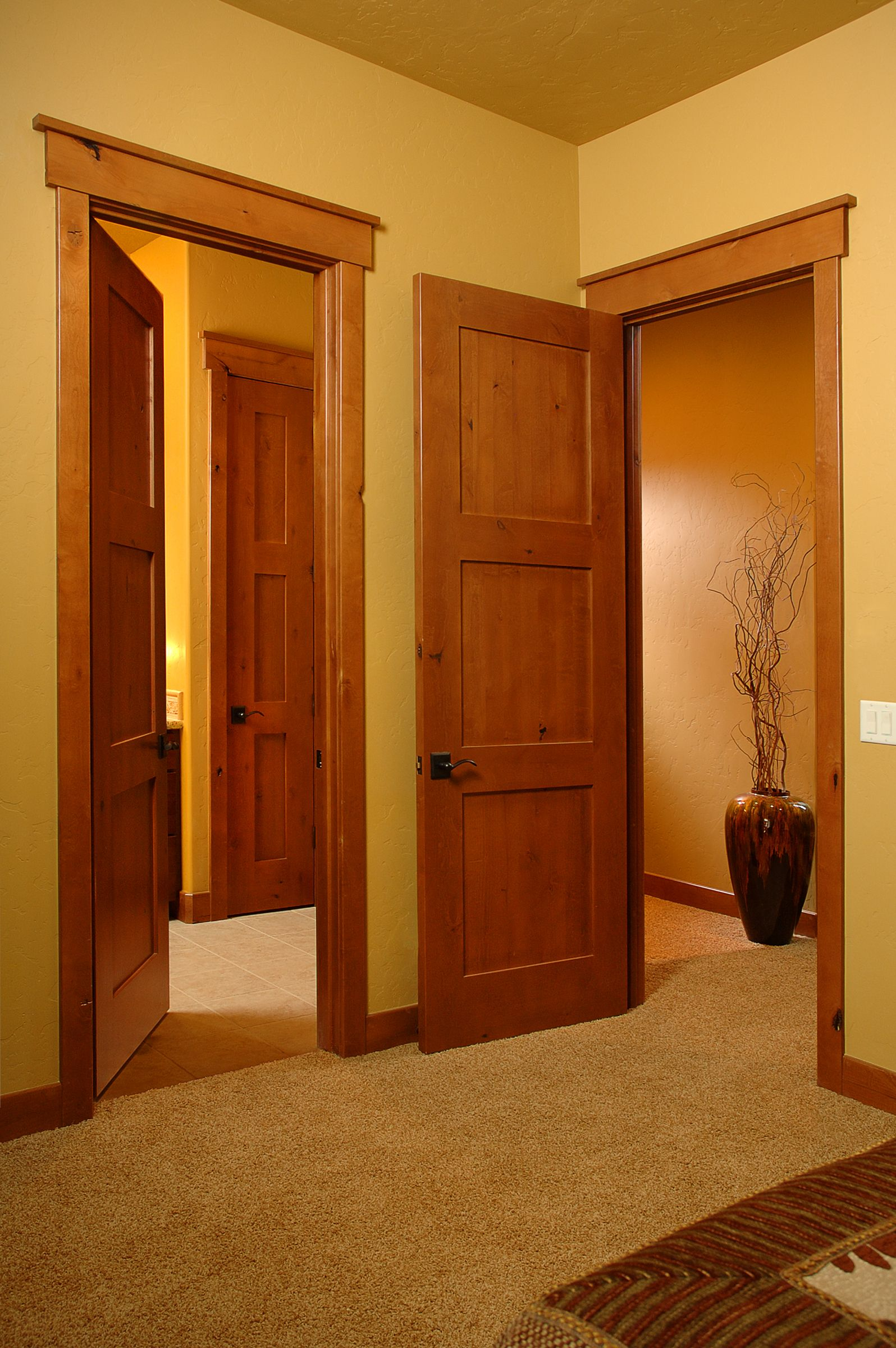 pine cedar french doors windows interior panel bi products simply fold and