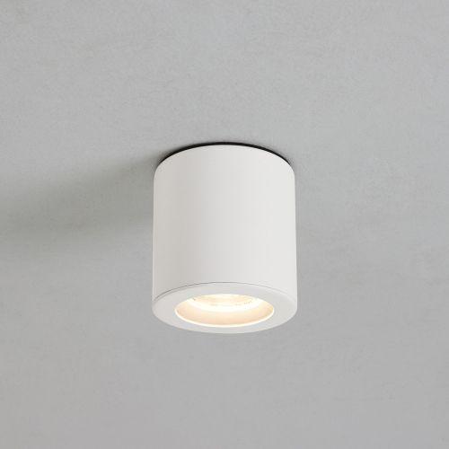 Click Licht dezenter aufbauspot kos in weiß astro a 7176 click licht de