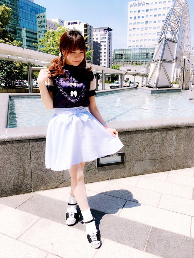 札幌パセオ♡♡ハートモチーフで周りに差をつける夏code.+*:゚+。.☆