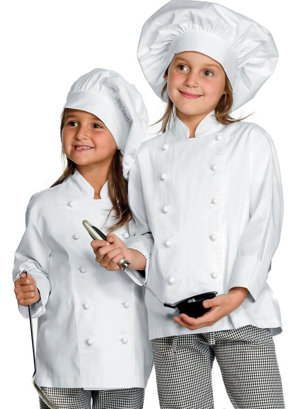 Chaquetilla Chef Infantil Personalizada  c20f46cc27d