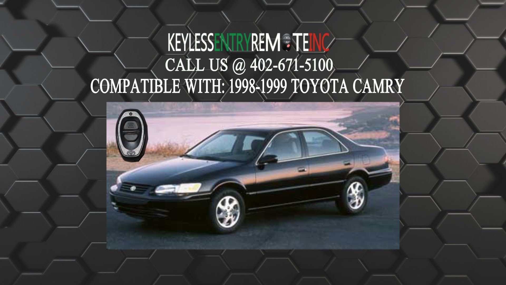 How To Replace A Toyota Camry Key Fob Battery 1998 2002 How To