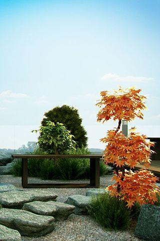 Iphone Wallpaper Zen Garden
