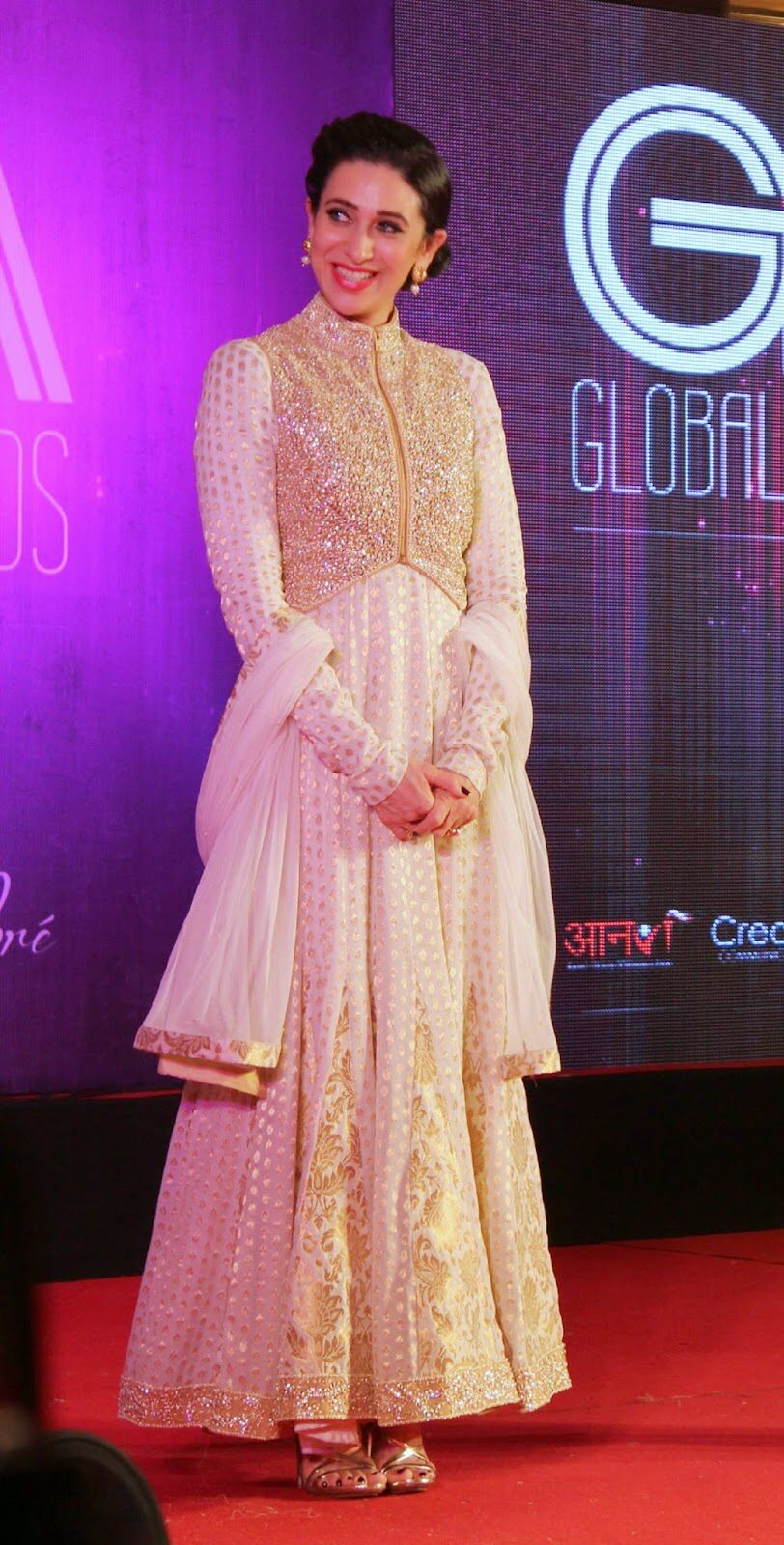 karishma kapoor in white n explore d ign r accoutr accoutr outfits and more