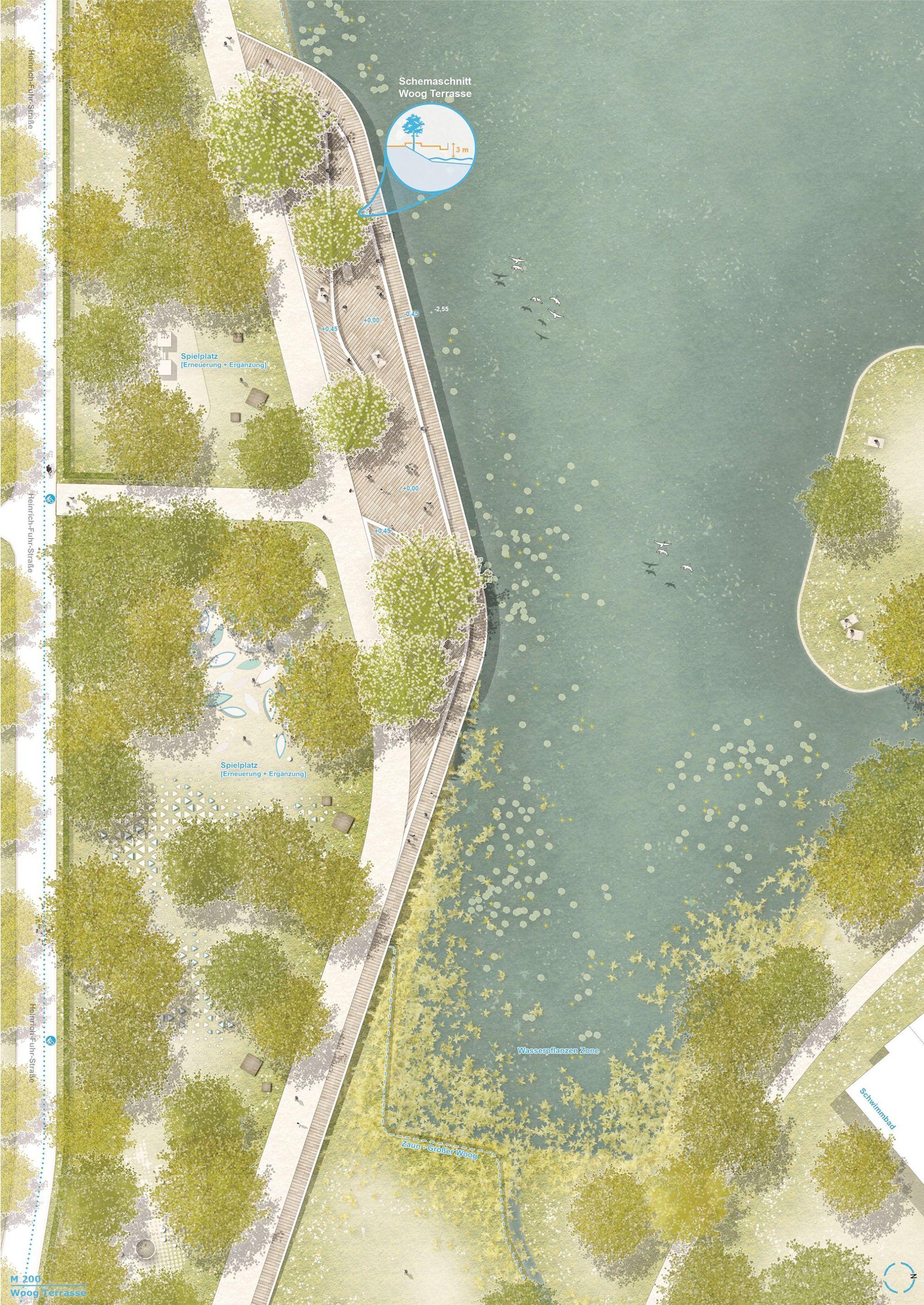 Rock Solid Advice On How To Spruce Up Your Landscaping Masterplan Landschaftsplane Landschaftsplanung