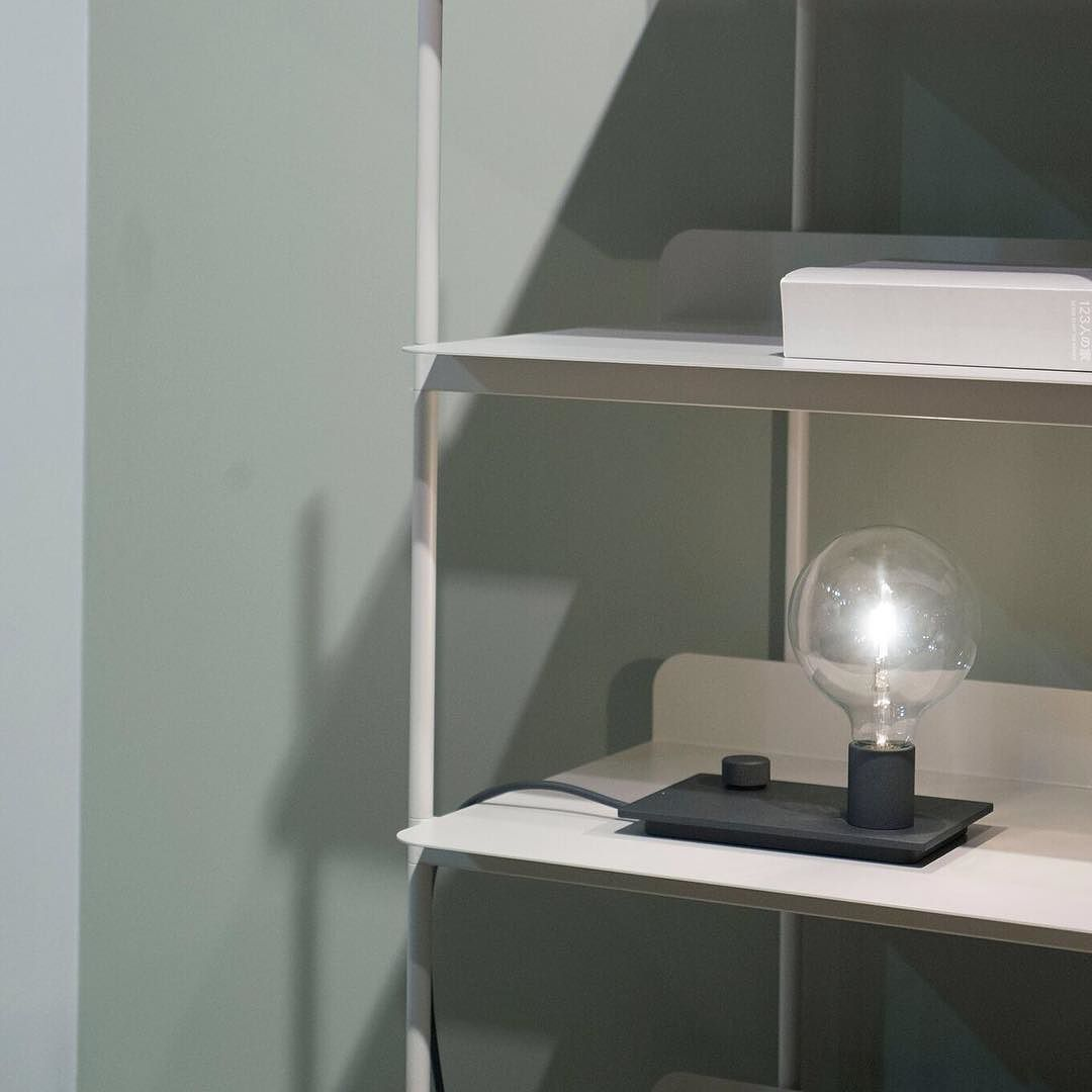 CONTROL table lamp is a new design by TAF architects. via- lamp, design