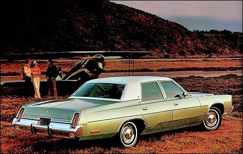 Chrysler Imperial 1976 With Images Chrysler Newport