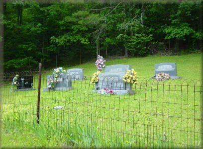 Hensley Cemetery #2 of 19W