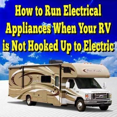 Electric Outlets In My Rv Only Work On 110 Volt House Current But Not On 12 Volt Camping Hacks Recreational Vehicles Rv Camping Tips
