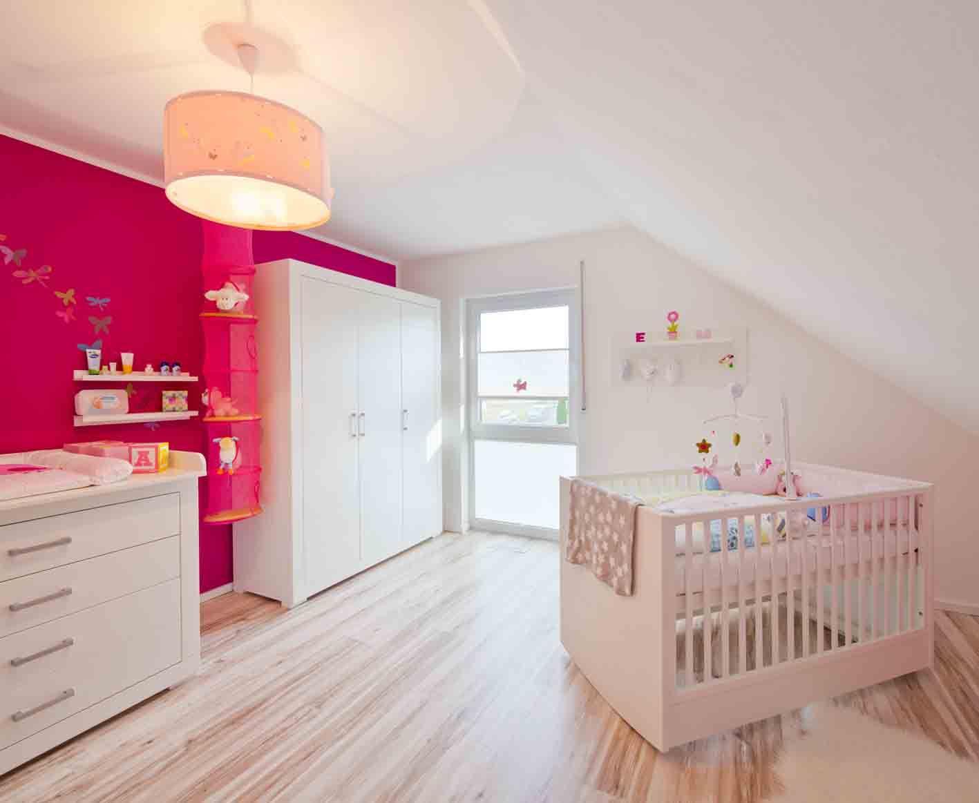 Fertighaus Wohnidee Kinderzimmer und Gästezimmer   Babyzimmer ...