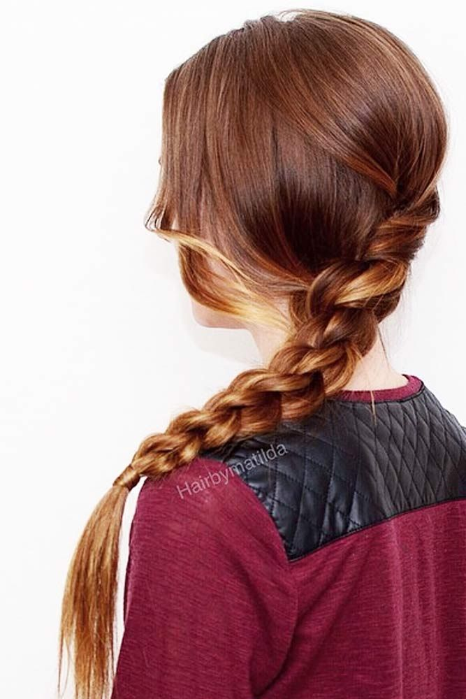 30 perfect upgrades for easy hairstyles  teenage