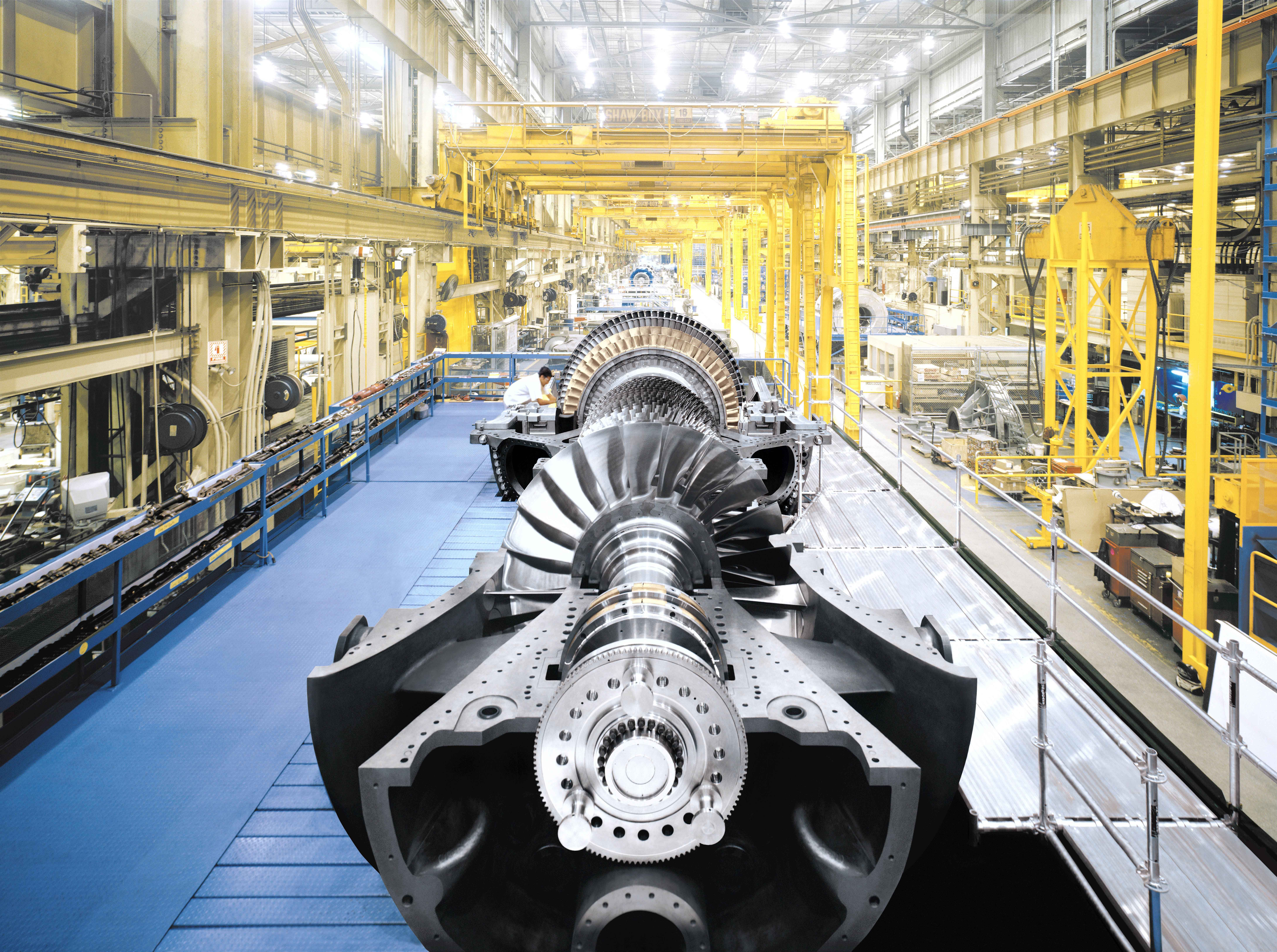 GE s H System™ is one of the most advanced gas turbine bined