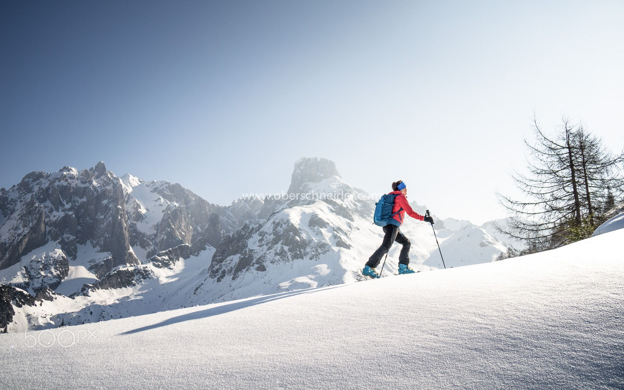Ski Touring In The Austrian Alps Backcountry Ski Touring In The Austrian Alps Image Available For Licensing Order Prints Of My Images Online Shipping Worl
