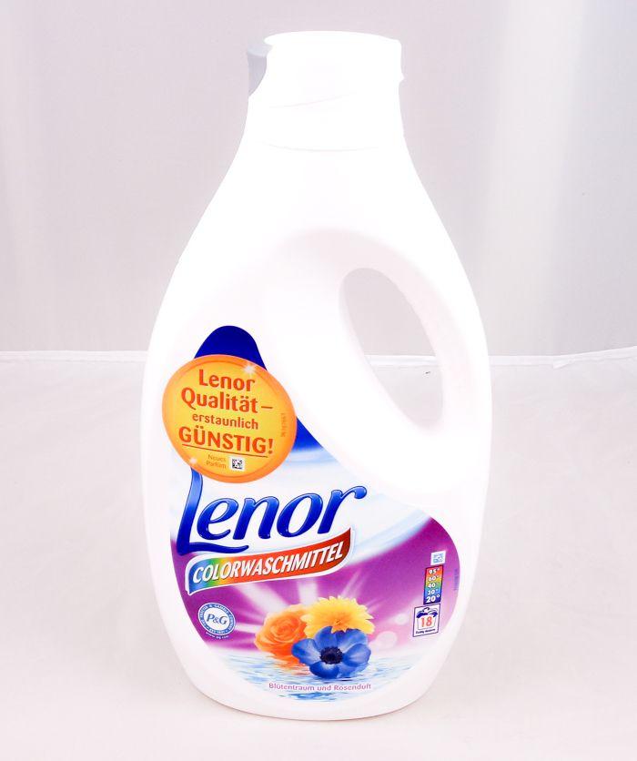 Produkttest Lenor Frisch Gewaschene Wasche Mit Einer