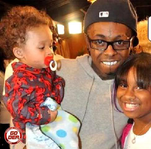 Lauren London Lil Wayne Son