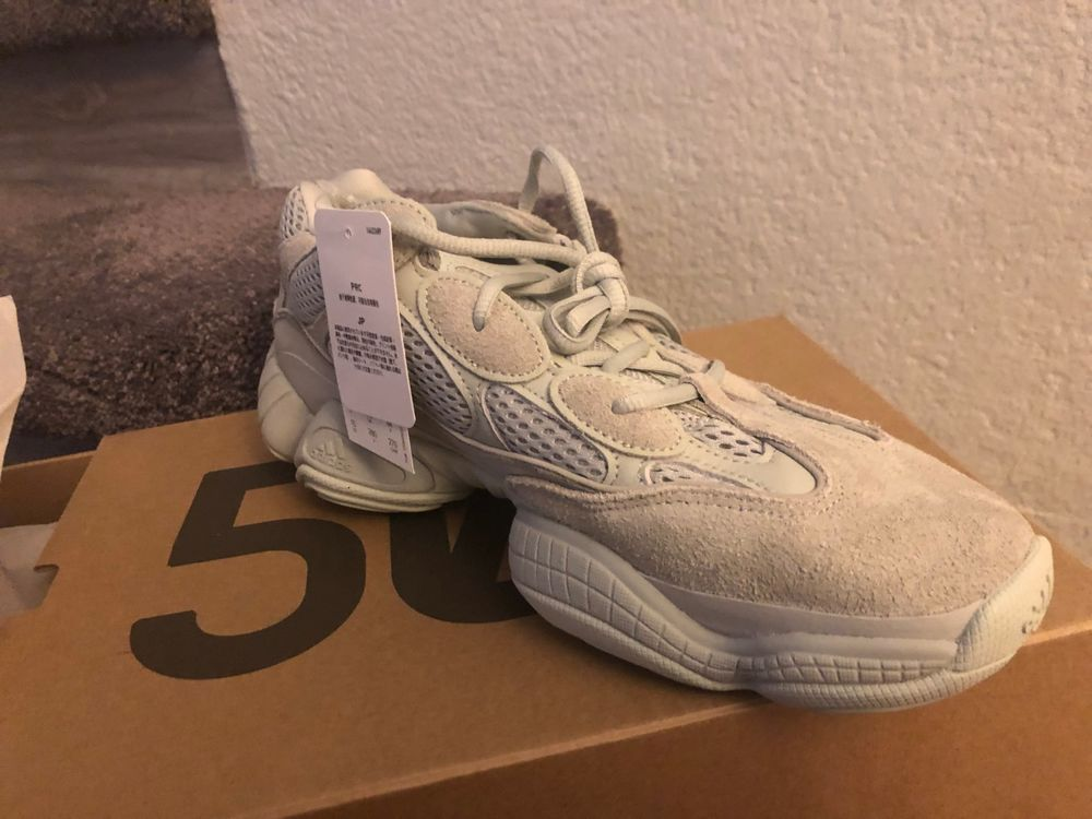 best sneakers 57f99 cb884 Adidas Yeezy 500 Salt Size 10 US Mens New With Box! #fashion ...