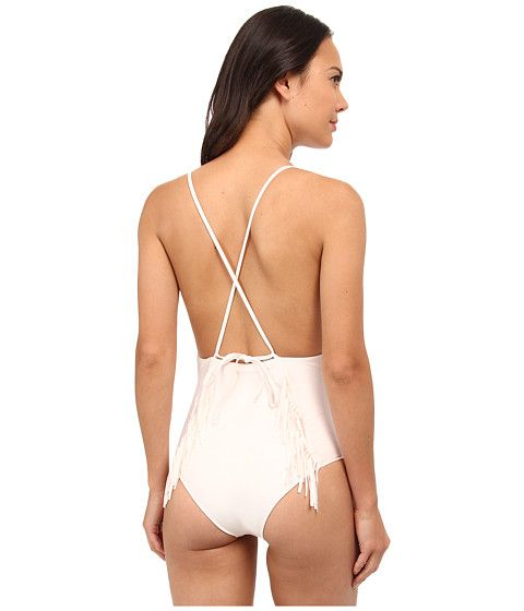 Amuse Society Fallon Solid One Piece