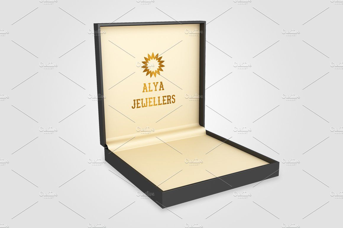 Download Jewelery Box Mockups Bundle Jewelery Box Box Mockup Jewelery