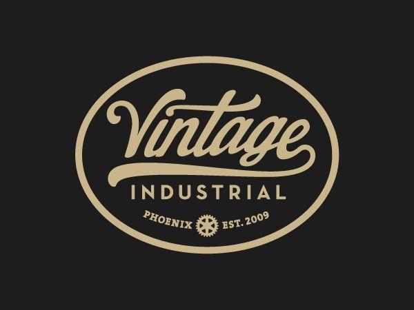 20 Vintage & Retro Logo Designs #logo #LogoMark #LogoDesign #design #GraphicDesign #DesignInspiration #LogoInspiration #vintage #VintageDesign #VintageLogo