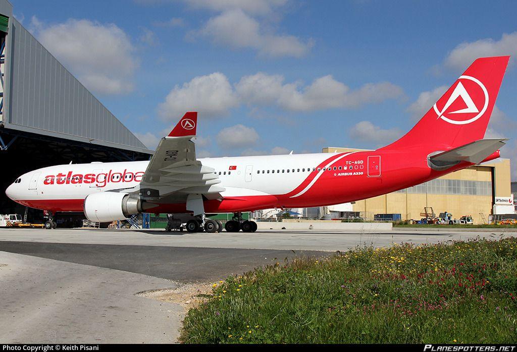 TCAGD AtlasGlobal Airbus A330203 Haber, Havacılık, Çalışma