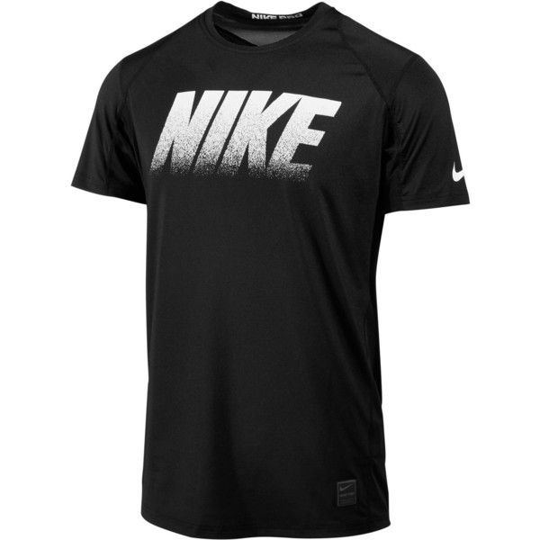 0fb38df46eea Nike Men s Pro Dri-fit Fitted Performance T-Shirt ( 26) ❤ liked on Polyvore  featuring men s fashion