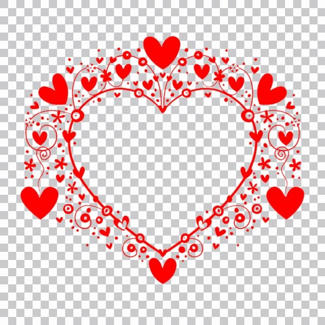 Millions Of Png Images Backgrounds And Vectors For Free Download Pngtree Heart Frame Wedding Logo Design Vector