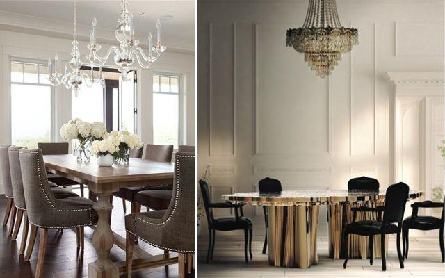 Comedores elegantes - Ideas para decorar el comedor comedor