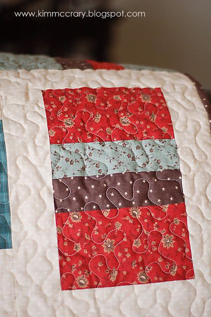 all things simple: quilting