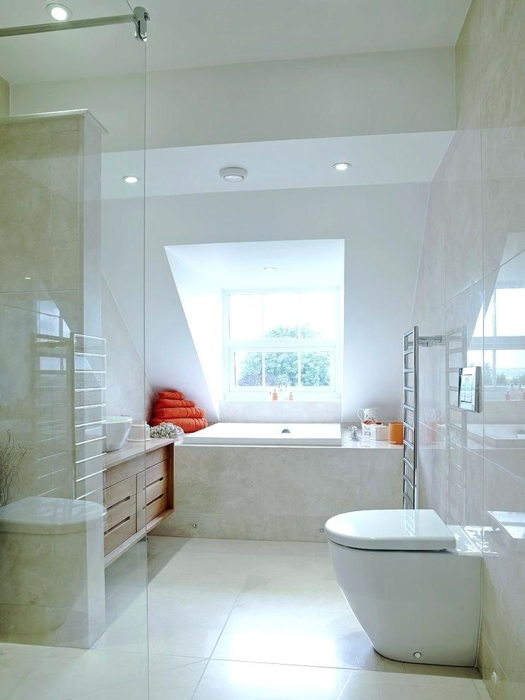 Dormer Ideas Bathroom