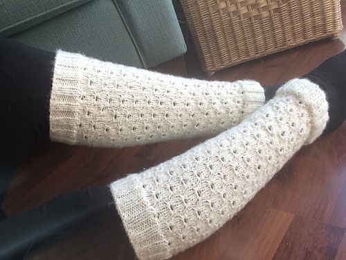 These are a quick knit using DPNs. They are easily ...