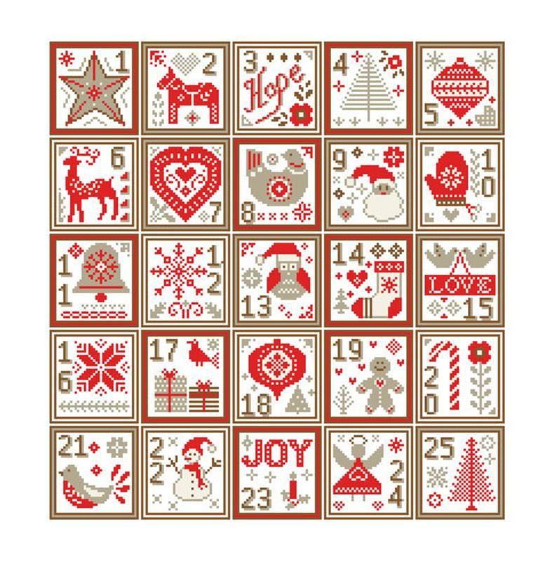 Christmas Cross Stitch Pattern Nordic Christmas Sampler Cross Etsy Cross Stitch Patterns Christmas Scandinavian Cross Stitch Christmas Cross Stitch