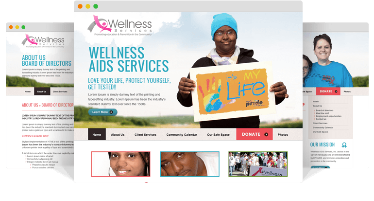 Elevation Web offers non profit organizations websites