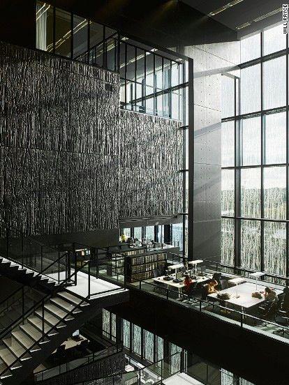 Utrecht university library architecture library - Interior design universities in california ...