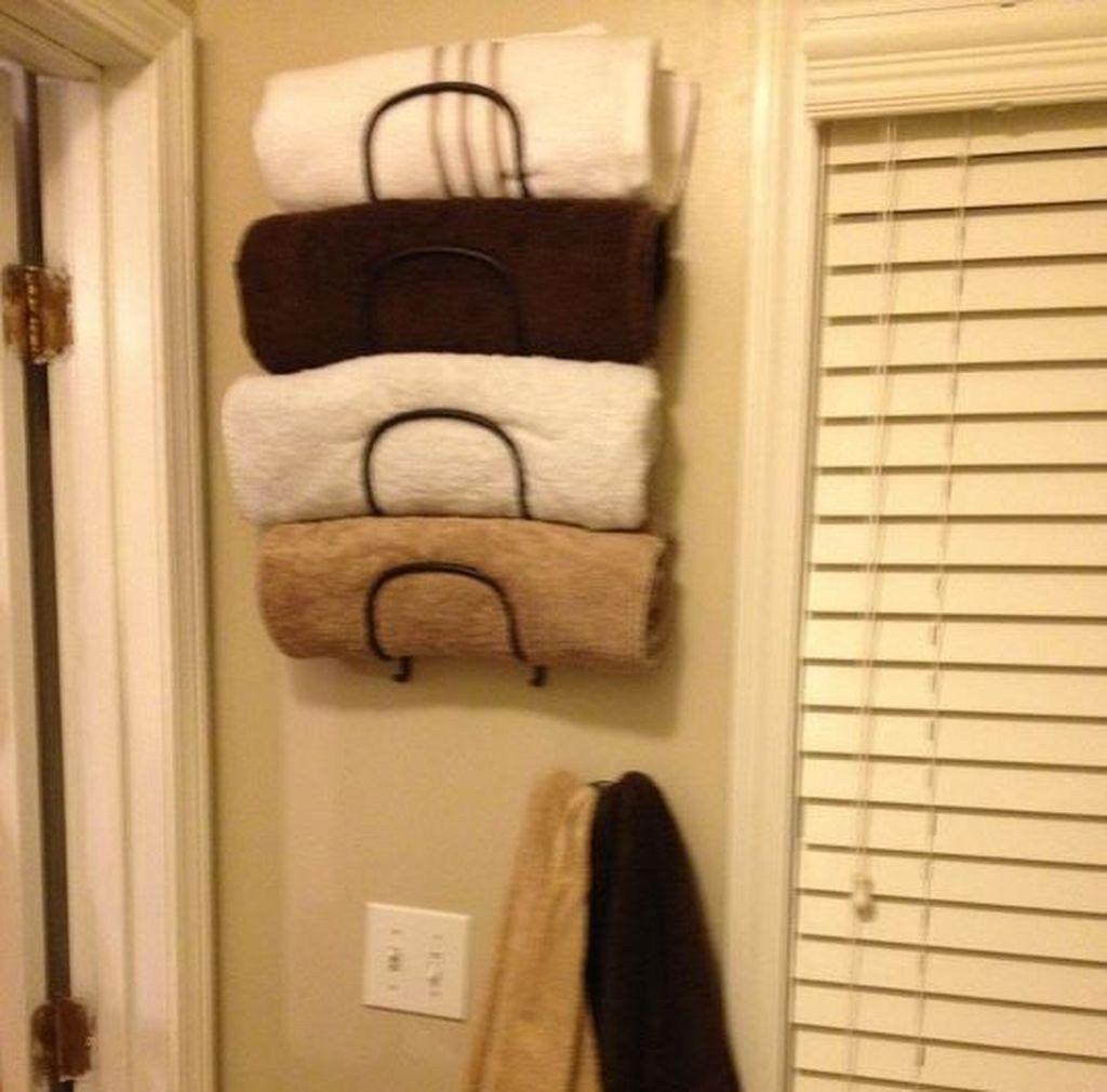 20 schöne Speicherplätze Ideen für kleines Badezimmer   Diy und ...