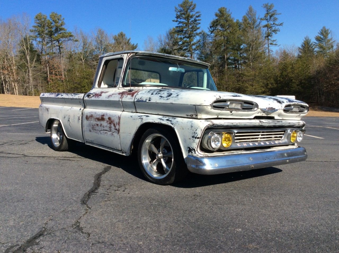 Cool Great 1961 Chevrolet C