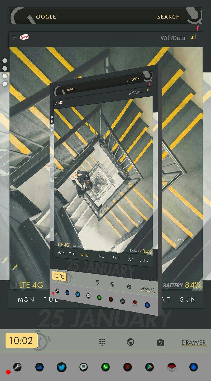 Nova Prime Klwp Kuston Live Wallpapers Nova Launcher Nova Nova