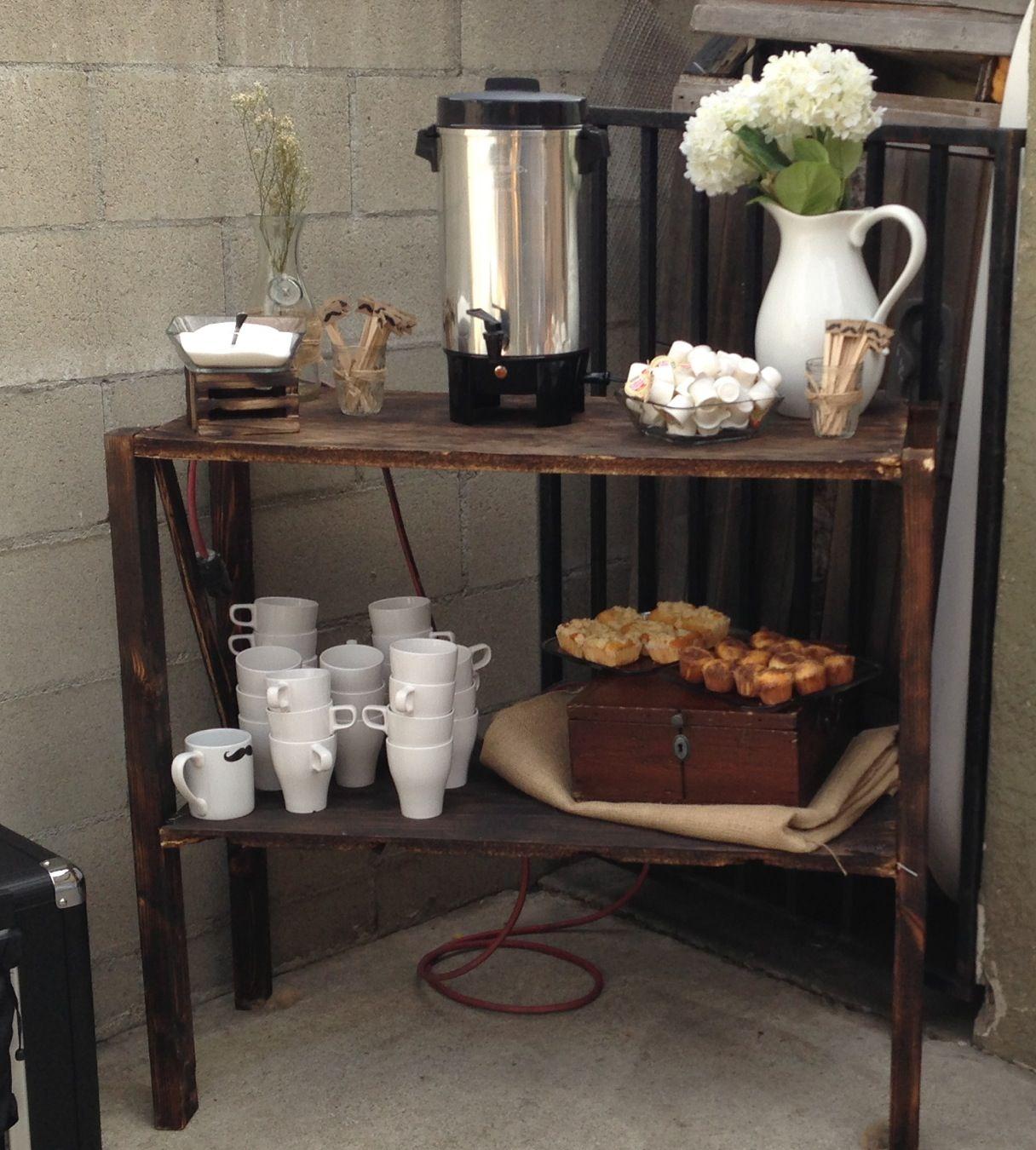 Coffee Station | Wedding Ideas | Pinterest | Deko küche, Küche und Deko
