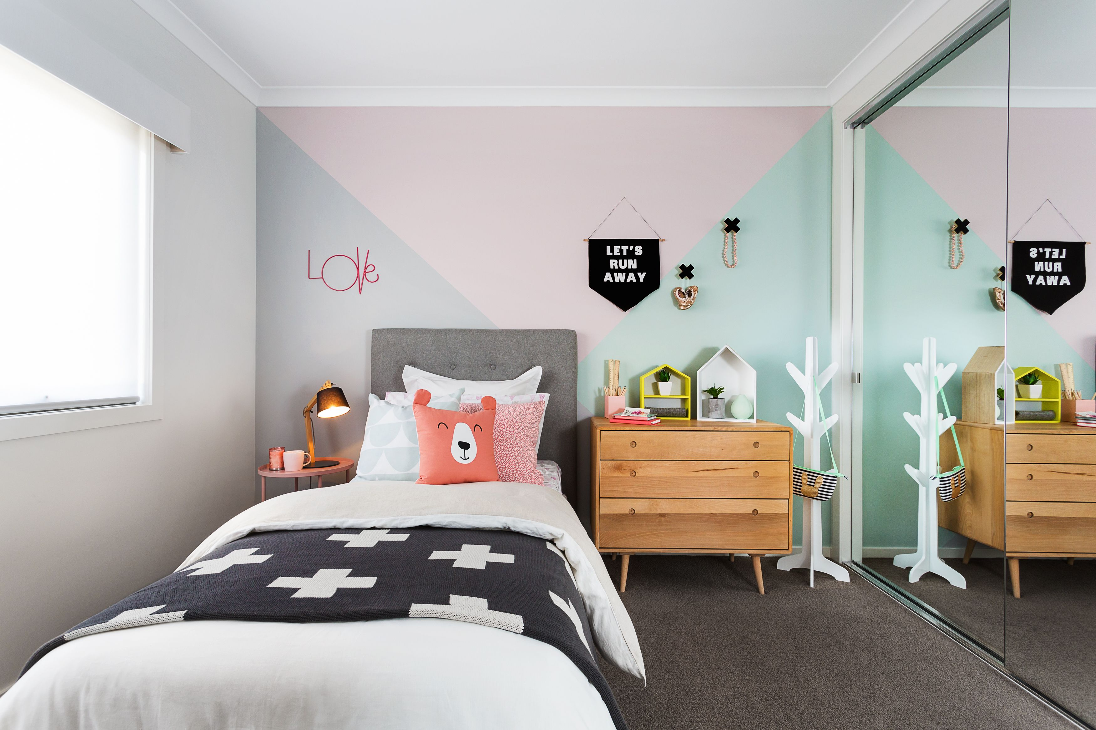 Childrens Bedroom Minerals Is The Perfect Theme If You Want To Have Some Fun Decorating It S All Abou Childrens Bedrooms Design Bedroom Colors Pastel Bedroom