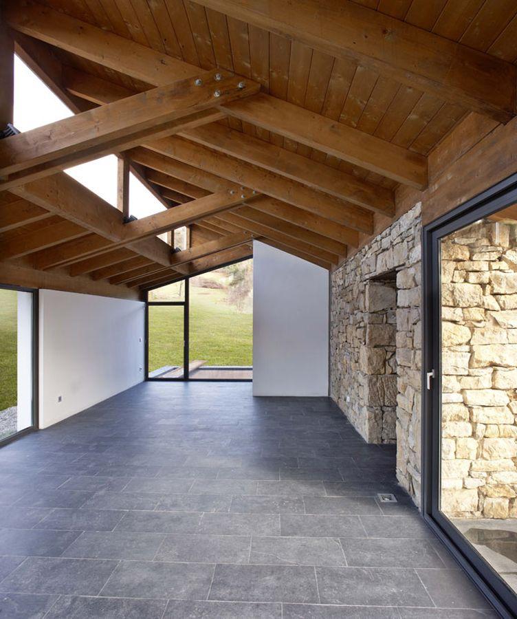 Rehabilitación casa tradicional asturiana | Jovino Martínez Sierra Arquitectos