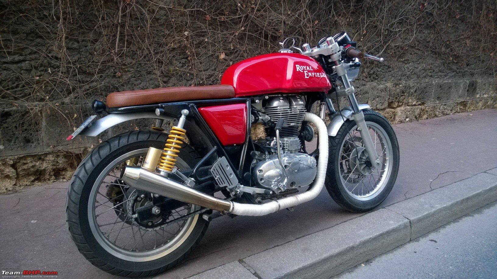 royal enfield continental gt caf racer you 39 ll need to drop it 2inches buscar con google. Black Bedroom Furniture Sets. Home Design Ideas
