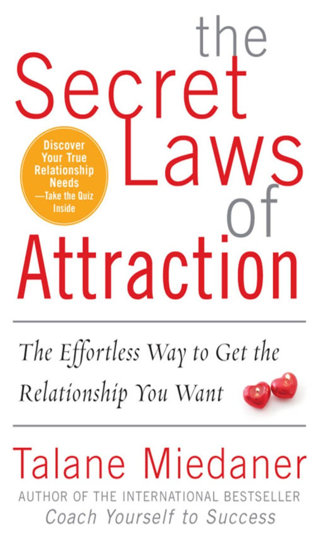 The Secret Laws Of Attraction Ebook