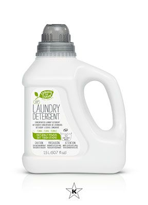 110477 Legacy Of Clean Sa8 Laundry Detergent Floral With