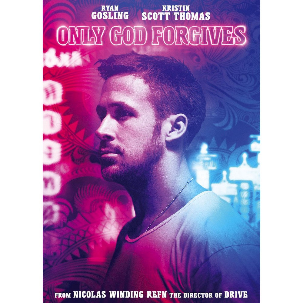 Only God Forgives (DVD), Movies