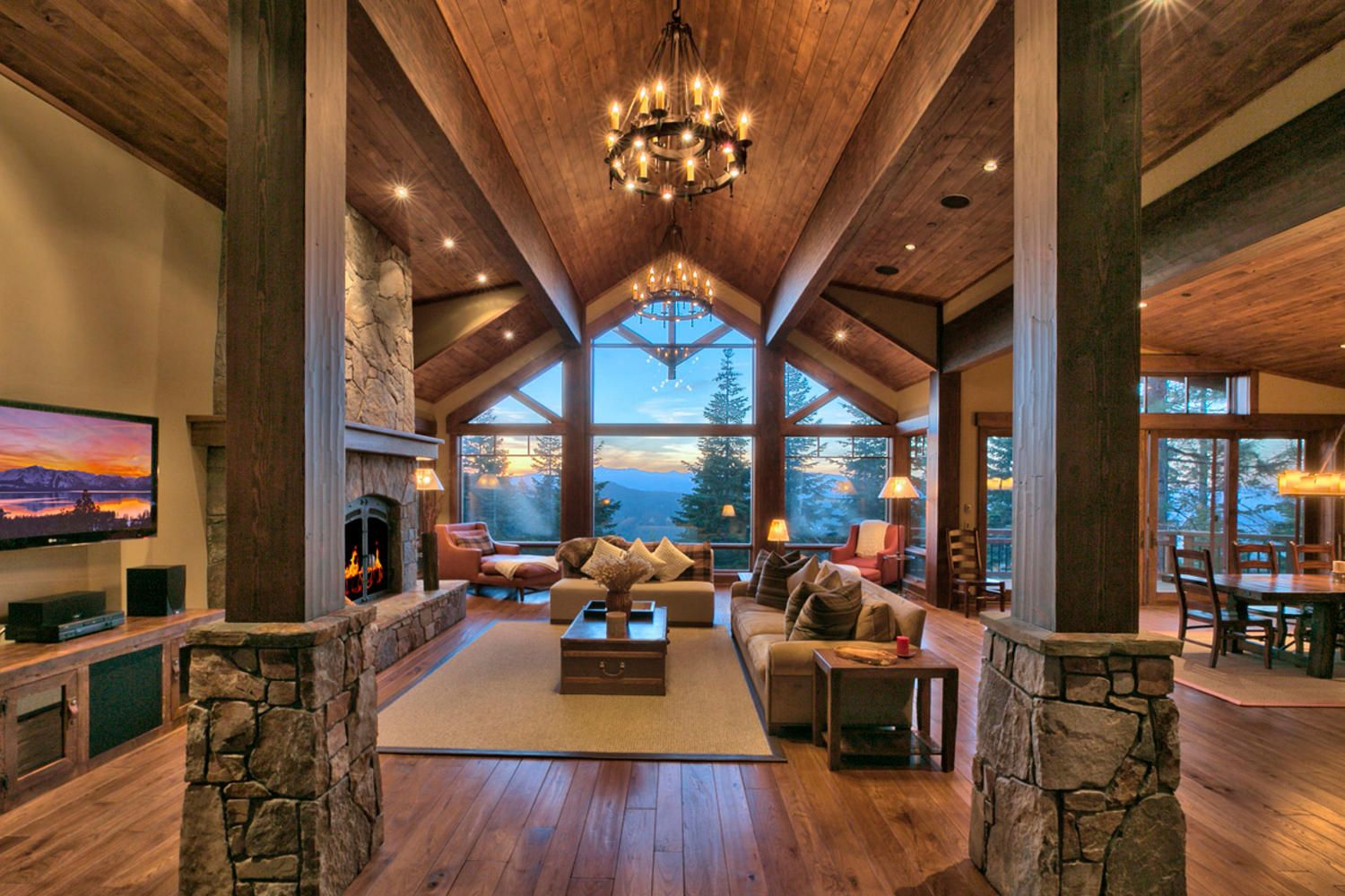 For Sale 2544 North Summit Place Truckee, CA Luxury