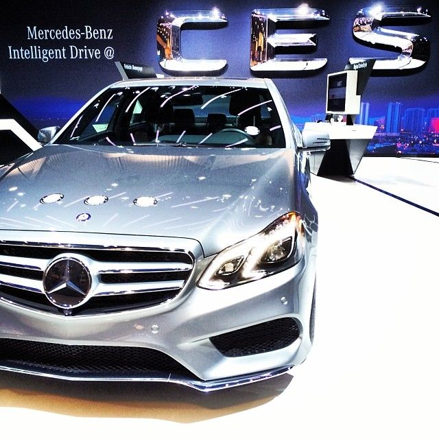 Mercedes-Benz Today, Tomorrow, And Beyond. #CES At Las