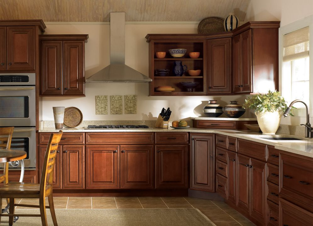 Create a relaxing, homey atmosphere in the kitchen with