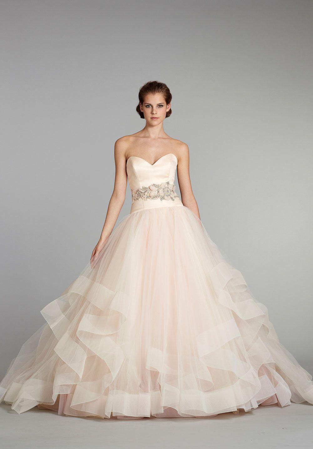 Lazaro bridal 2013 unique wedding gowns wedding dresses