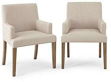 Roslyn Set of 2 Armchairs | Furniture, Office furniture ...
