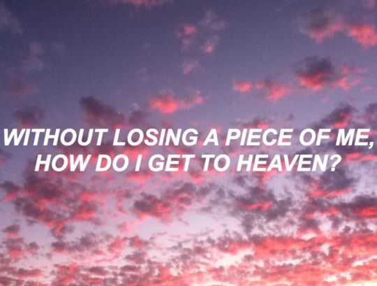 heaven //crybabyamelie