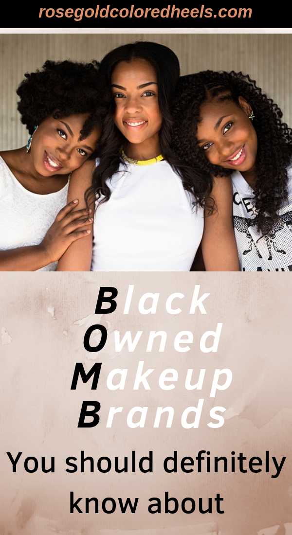 5 Blackowned Brands you need to know about Black owned