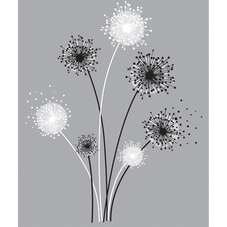 Room Mates Deco Graphic Dandelion Giant Wall Decal & Reviews   Wayfair